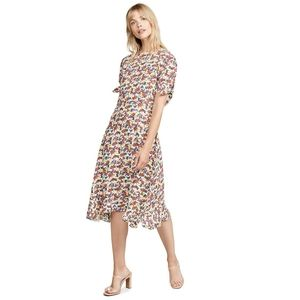 Faithfull the Brand Emilia midi dress,NWT,M